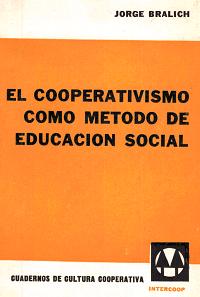 El cooperativismo como método de educación social