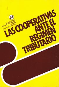 Las cooperativas ante el régimen tributario