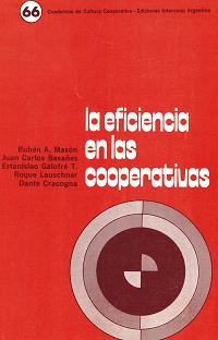 La eficiencia en las cooperativas
