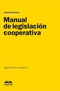 Manual de Legislación Cooperativa